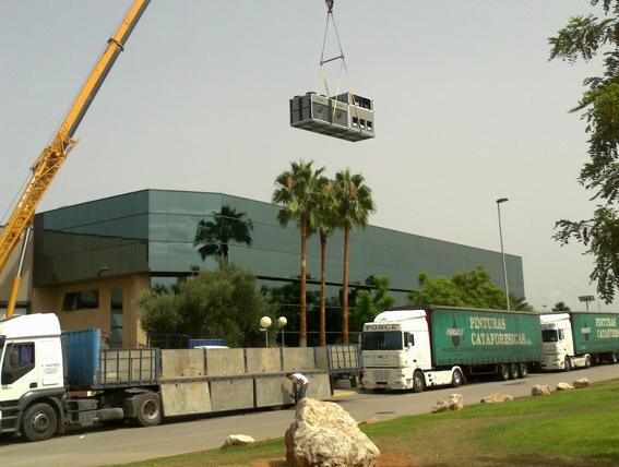 ATERSA (Paneles Fotovoltaicos)
